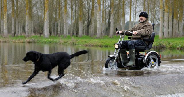 Aktivní život odchodem do důchodu nebo onemocněním nekončí